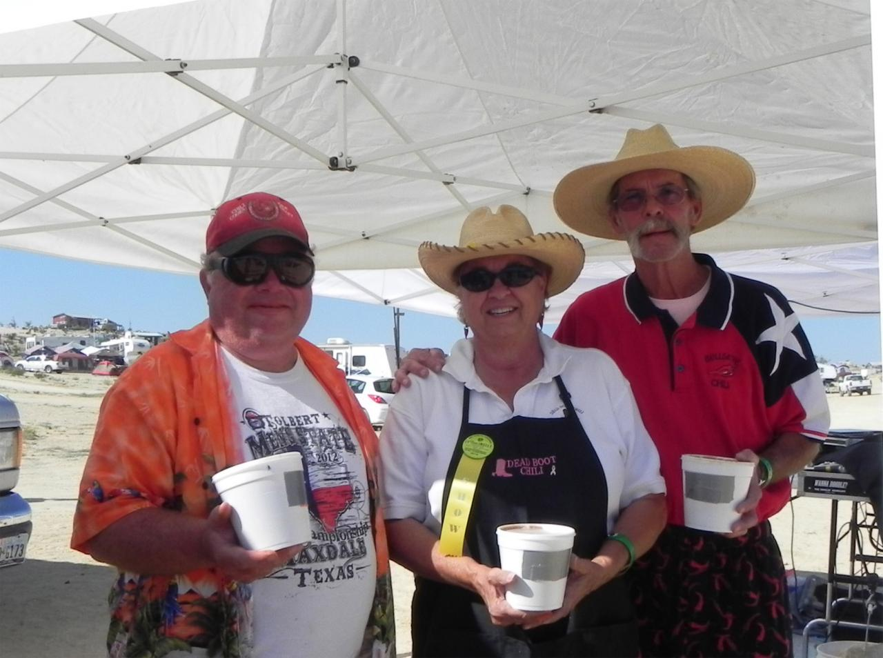 Central Texas Tolbert Chili Group