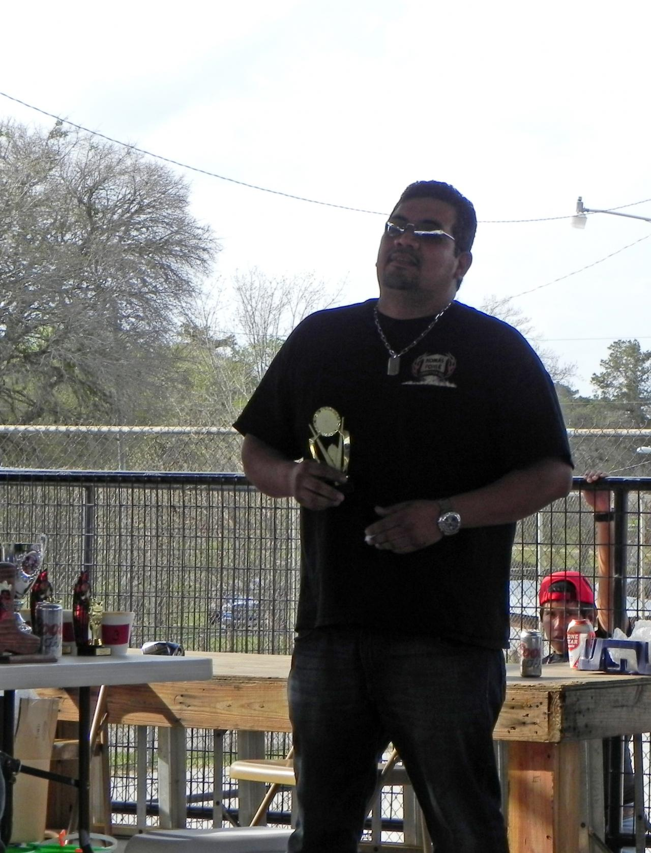 Chili Cook-Off Awards